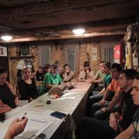 Nábor nováčků a zahajovací schůzka