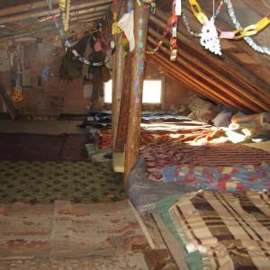 Rekonstrukce podkroví Staré a Nové Boudy