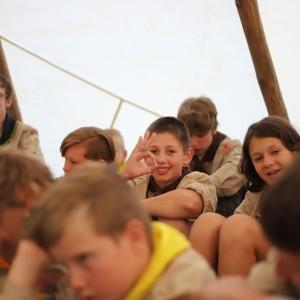 Tábor - den jedenáctý