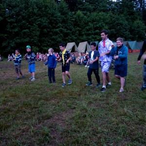 Tábor - den dvanáctý