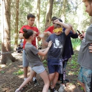 Tábor - den sedmý