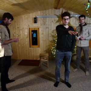 Vánoční oddílovka STREAM