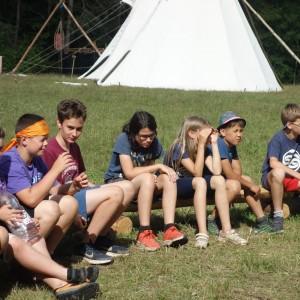 Tábor Březí 2021 10. den