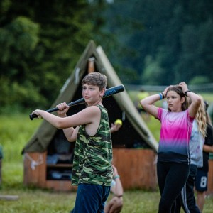 Tábor Březí 2021 11. den