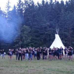 Tábor Březí 2021 12. den