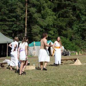 Tábor Březí 2021 13. den