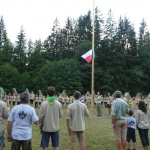 Tábor Březí 2021 14. den