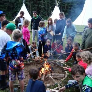 Tábor Březí 2021 7. den