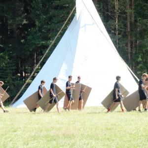 Tábor Březí 2021 8.den