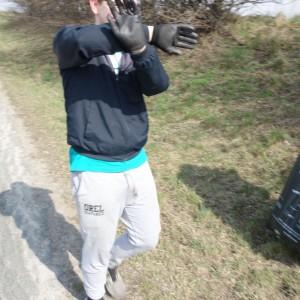 Šlapaničtí junáci uklízí Česko